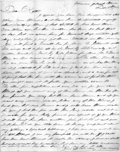 Bush_Makely letter