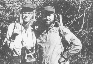 Ray Steward and Robert Porter Allen.