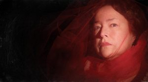 Madame Lalaurie as played by Kathy Bates.