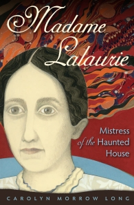 Laularie as depicted on the cover of Carolyn's Long's book.