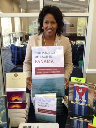 We sold out of Sonja Stephenson Watson's brand new book, The Politics of Race in Panama: Afro-Hispanic and West Indian Literary Discourses of Contention