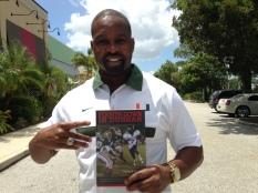 Jammi German, former wide receiver, Atlanta Falcons