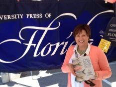 Pam Brandon, coauthor of Good Catch: Recipes and Stories Celebrating the Best of Florida's Waters