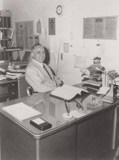 Lewis Haines, 1945-1967