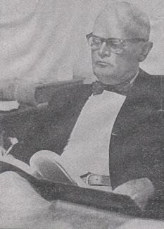 William Harvey, 1967-1978