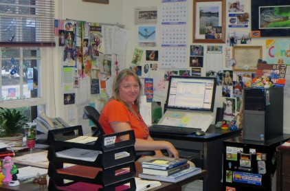 Cindy Laukert, Office Manager