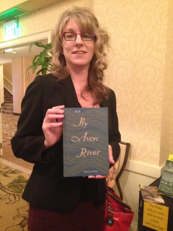 Lara Vetter, editor of H.D.'s By Avon River