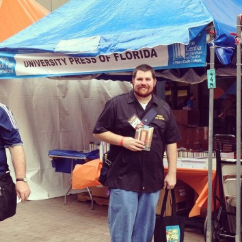 Mark DeNote, author of The Great Florida Craft Beer Guide