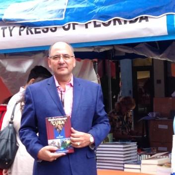 Luis Martínez-Fernández, author of Revolutionary Cuba