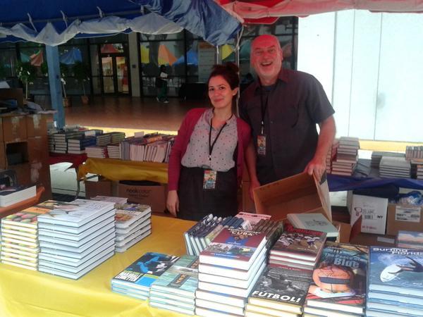 Romi Gutierrez and Dennis Lloyd