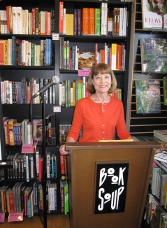 Lee Wilson at Book Soup