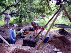 5.2 City Archaeologist and volunteers