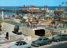 The Midway Recreation Center at Daytona Beach, Florida