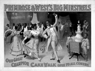 The Cake Walk