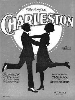 The Charleston, 1923