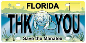 Save_manatee_license_plate