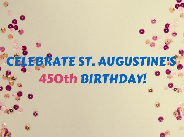 St. Augustine 450th