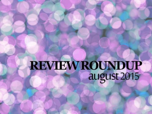 AUGUST2015Reviews