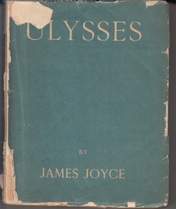 Ulysses, 1922. Courtesy of Jay Gertzmann