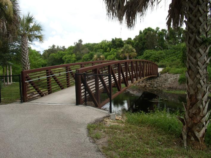 John Yarbrough Linear Park Trail