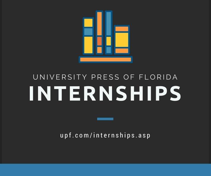 Internships at the University Press of Florida – The Florida