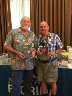 Roger L. Hammer (left) and Walter Kingsley Taylor (right)