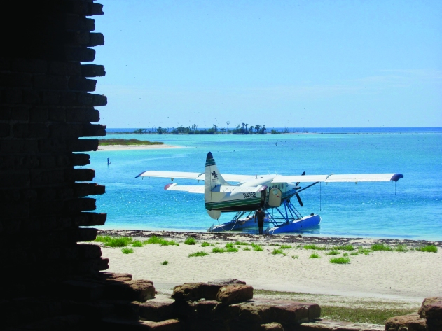 Fort Jefferson Seaplane