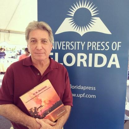 """Gary Monroe, author of """"E. G. Barnhill"""""""