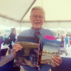 "Albert C. Hine, author of ""Sea Level Rise in Florida"""