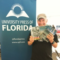 "Jeff Klinkenberg, author of ""Pilgrim in the Land of Alligators"""