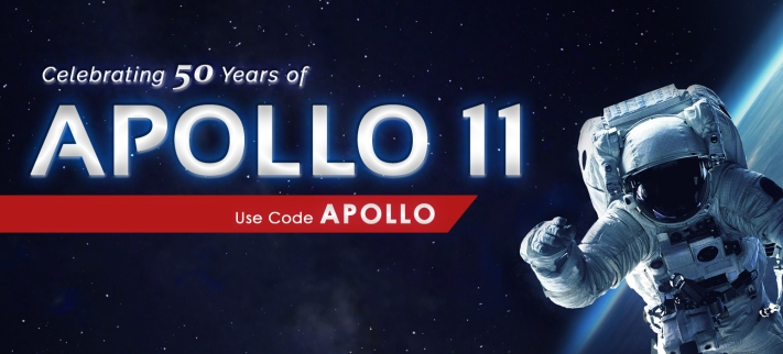 Space Books Sale for the 50th Anniversary of Apollo 11 – The