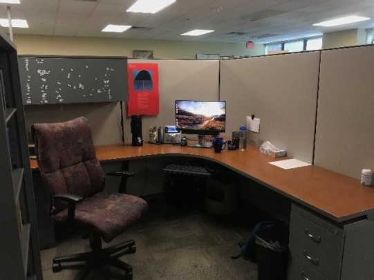 EDP-intern-desk
