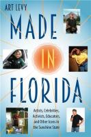 Photo of Made in Florida book