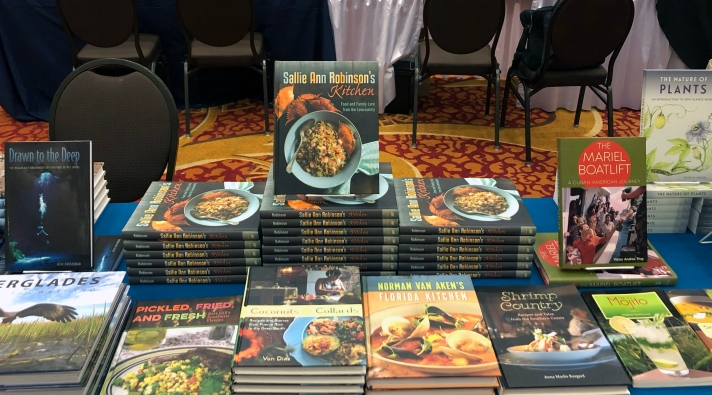 SIBA19 cookbooks